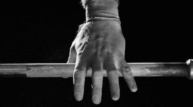 Barbell-Grip